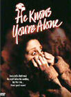 He Knows Youre Alone (DVD, 2004)