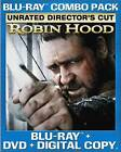 Robin Hood (Blu-ray Disc, 2010, 2-Disc Set, Special Edition; Rated/Unrated)