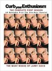 Curb Your Enthusiasm: The Complete First Season (DVD, 2004, 2-Disc Set, Digi-Pack)
