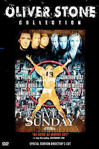 Any-Given-Sunday-DVD-2001-2-Disc-Set-Oliver-Stone-Collection-DVD-2001