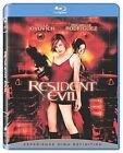 Resident Evil (Blu-ray Disc, 2008)
