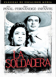 La-Soldadera-The-Female-Soldier-DVD-2004-No-English-Subtitles