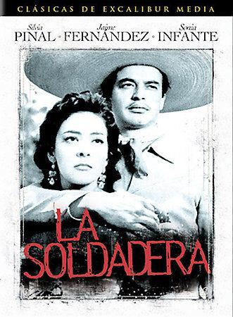 The Female Soldier (DVD, 2004, No English Subtitles) La Soldadera