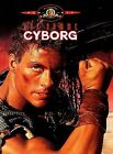 Cyborg (DVD, 1997, Standard and Letterbox Movie Time)