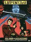 Lupin the 3rd - Island of Assassins (DVD, 2005, Uncut)