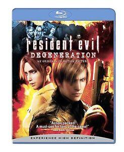 Resident Evil Degeneration Bluray Disc 2008 - Charlotte, North Carolina, United States - Resident Evil Degeneration Bluray Disc 2008 - Charlotte, North Carolina, United States
