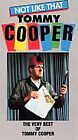 Not Like That Tommy Cooper (VHS, 1994)