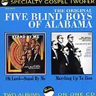 Oh Lord, Stand by Me by The Five Blind Boys of Alabama/The Original Five Blind Boys of Alabama (CD, May-1991, Specialty Records)