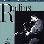 Sonny Rollins - The Best Of Sonny Rollins (9 Track Blue Note CD 1996) Ex-Lib
