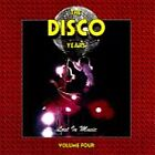 The Disco Years, Vol. 4: Lost in Music by Various Artists (CD, May-1992, Rhino (Label))