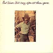 Paul Simon - Still Crazy After All These Years (1987) - CD - Warner Bros Germany
