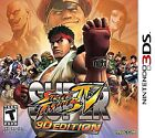 Super Street Fighter IV (3D Edition)  (Nintendo 3DS, 2011) (2011)