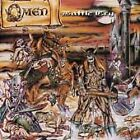 Battle Cry by Omen (CD, Nov-1996, Metal Blade)