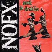 FREE US SHIP. on ANY 3+ CDs! NEW CD Nofx: Punk in Drublic