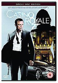 Casino Royale DVD 2007 James Bond - Cheshire, Cheshire, United Kingdom - Casino Royale DVD 2007 James Bond - Cheshire, Cheshire, United Kingdom