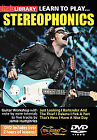The Stereophonics - Learn To Play The Stereophonics (DVD, 2007)