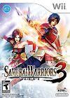 Samurai Warriors 3 (Nintendo Wii, 2010)