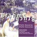 Violinkonzerte von Brahms-Bruch (1980)