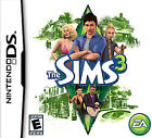 Sims 3 Nintendo DS 2010 Video Games