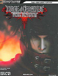 Dirge-of-Cerberus-Final-Fantasy-7-by-Doug-Walsh-and-Bradygames-2006-Paperback-Bradygames-Doug-Walsh