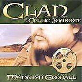 Clan: A Celtic Journey, Medwyn Goodall, Very Good CD