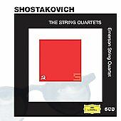 Shostakovich-The-String-Quartets-CD-Apr-2006-5-Discs-DG-Deutsche-Grammophon-CD-2006