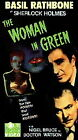 Sherlock Holmes and the Woman in Green (VHS)