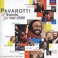 For War Child - Clapton, Crow, John, Minnelli, Pavarotti