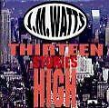 Thirteen Stories High von J.M. Watts (1997)