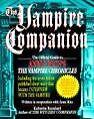 The Vampire Companion von Katherine Ramsland (1995, Taschenbuch)