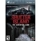 Shutter Island: The Adventure Game (Windows/Mac, 2010)