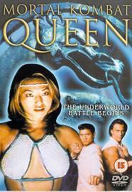 Mortal Kombat: Queen [DVD], Good DVD, ,