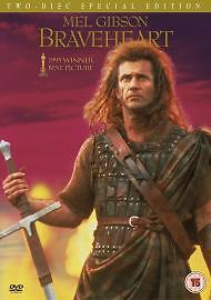 Braveheart-DVD-2001-2-Disc-Set-Special-Edition-Mel-Gibson-Digital-Remaster