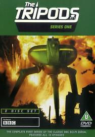 The Tripods - Series 1 (DVD, 2001, 2-Disc Set)
