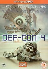 Def Con 4 [DVD], DVD | 5017633202355 | Acceptable