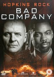 Bad-Company-DVD-2003-Anthony-Hopkins-Chris-rock-watched-twice-free-postage