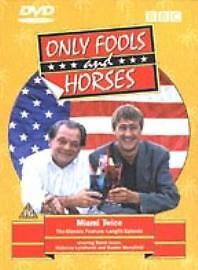 Only Fools And Horses  Miami Twice DVD 2003 - <span itemprop='availableAtOrFrom'>Portsmouth, Hampshire, United Kingdom</span> - Only Fools And Horses  Miami Twice DVD 2003 - Portsmouth, Hampshire, United Kingdom