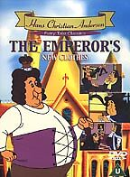 Emperor-039-s-New-Clothes-Hans-Christian-Andersen-DVD-2008-New-Sealed