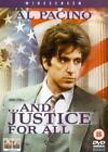 And Justice For All (DVD, 2001)