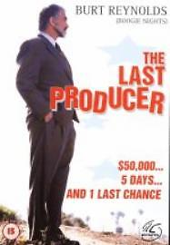 New-Sealed-THE-LAST-PRODUCER-Comedy-DVD-Burt-Reynolds
