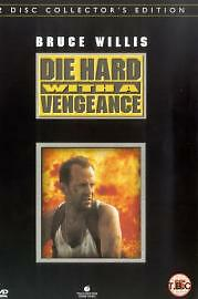 Die Hard With A Vengeance (DVD, 2002) new and sealed freepost