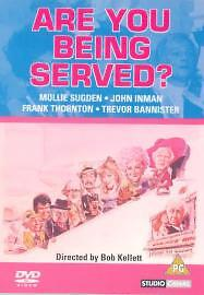 Are You Being Served? - The Movie (DVD,)