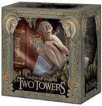 Lord-Of-The-Rings-The-Two-Towers-Collectors-Dvd-Gift-Set-New-Sealed