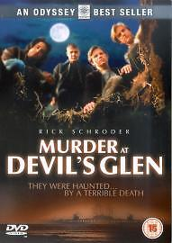 Murder At Devil's Glen (DVD, 2003)