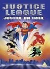 Justice League - Justice On Trial (DVD, 2004)