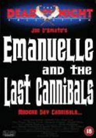 Emanuelle And The Last Cannibals (DVD, 2004) Shock Horror.. VGC. Freepost.