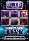 Pulp - Ultimate Live - Feeling Called Live / The Park Is Mine (DVD, 2005)