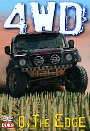 4WD  On The Edge DVD 2005 - <span itemprop='availableAtOrFrom'>Aldershot, United Kingdom</span> - Item must be returned within 30 days, Return shipping paid by buyer, returns accepted for faulty items only Most purchases from business sellers are protected by the Consumer Contract R - Aldershot, United Kingdom