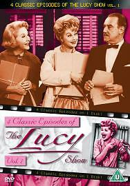 The Lucy Show - 4 Classic Episodes - Vol.1 [DVD], Very Good DVD, Carol Burnet, G