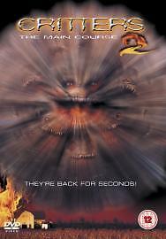 Critters 2 [DVD], Very Good DVD, Herta Ware, Lindsay Parker, Terence Mann, Roxan
